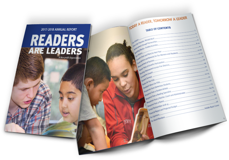 Readers Are Leaders Annual Report